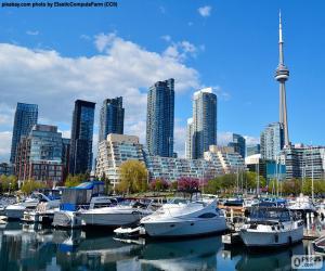 Układanka Toronto, Kanada