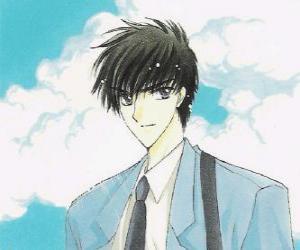 Układanka Toya Kinomoto Sakura jest jego starszy brat