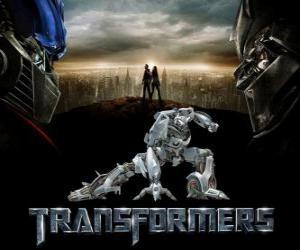 Układanka Transformers