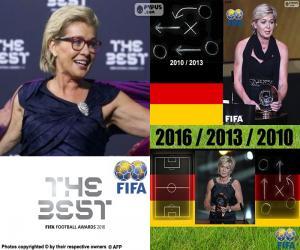 Układanka Trener 2016 FIFA kobiet