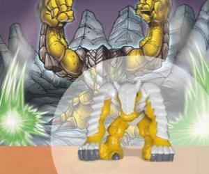 Układanka Trzęsienie ziemi (Series 1) (Erde) (Power 5)