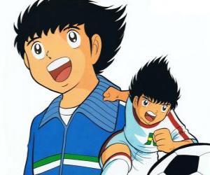 Układanka Tsubasa jest szkolenie bardzo trudno spełnić swoje marzenia