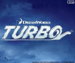 Układanka Turbo, logo filmu