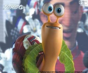 Układanka Turbo, wyścigi ślimaków