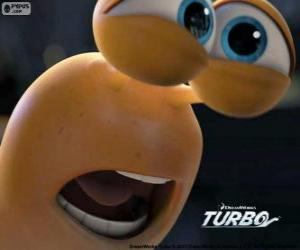 Układanka Twarz Turbo