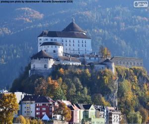 Układanka Twierdza Kufstein, Austria