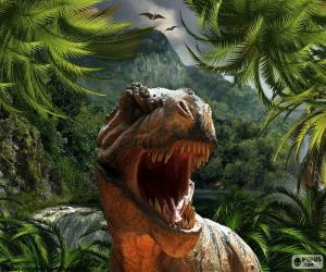 Układanka Tyrannosaurus Rex