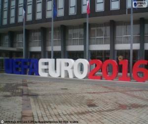 Układanka UEFA Euro 2016