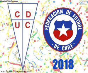 Układanka Universidad Católica, mistrz 2018