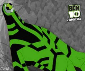 Układanka Upgrade, Ben 10 Omniverse
