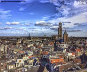Układanka Utrecht, Holandia