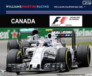 Układanka Valtteri Bottas, Grand Prix Kanady 2016