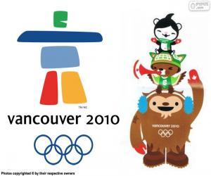 Układanka Vancouver 2010 Zimowe Igrzyska Olimpijskie
