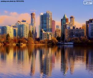 Układanka Vancouver, Kanada