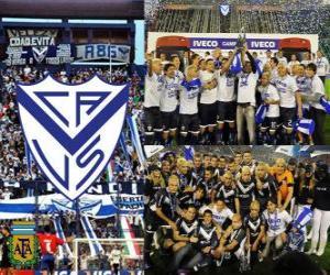 Układanka Velez Sarsfield, 2011 mistrz Clausura, Argentyna