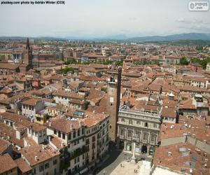 Układanka Verona, Włochy