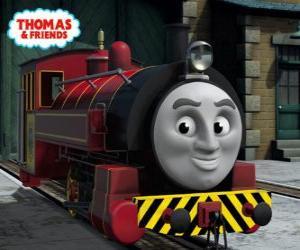 Układanka Victor jest menadżerem The Sodor Steamworks