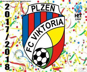 Układanka Viktoria Plzen, HET ligi 2017-18