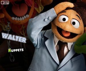 Układanka Walter z Muppetów