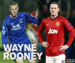 Układanka Wayne Rooney