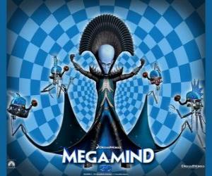 Układanka Wielki Megamocny