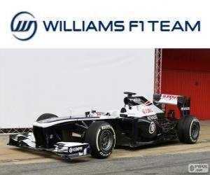 Układanka Williams FW35 - 2013 -