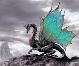 Układanka Winged Dragon