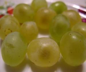 Układanka Winogrona nowego roku