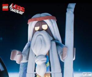 Układanka Witruwiusz, Czarnoksiężnik starego filmu, Wielka przygoda Lego