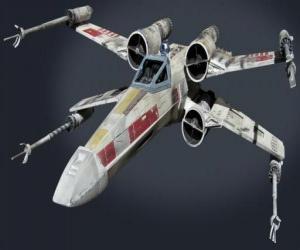 Układanka X-Wing Alliance