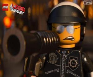 Układanka Zły Glina, Bad Cop, Lego Przygoda