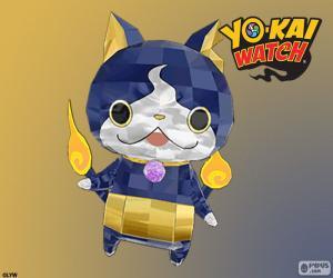 Układanka Zafinyan, Yo-Kai Watch