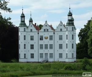 Układanka Zamek w Ahrensburg, Niemcy