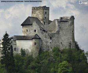 Układanka Zamek w Niedzicy