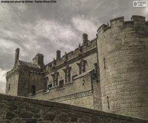 Układanka Zamek w Stirling, Szkocja