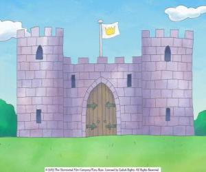 Układanka Zamek