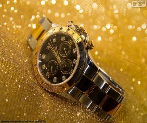 Układanka Zegarek Rolex