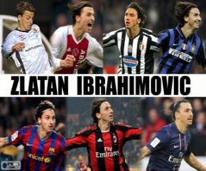 Układanka Zlatan Ibrahimović