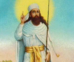 Układanka Zoroaster lub Zaratusztra, prorok i założyciel zoroastryzm
