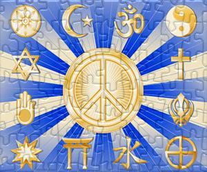 Puzzle Religia