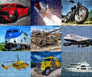 Puzzle Transport