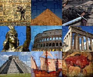 Puzzle Historia