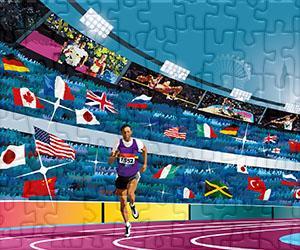 Puzzle Znani sportowcy