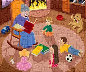 Puzzle Opowiadania dla dzieci