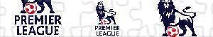 Puzzle Flagi i herby Angielski Piłka nożna ligowe - Premier League