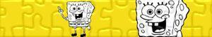 Puzzle SpongeBob Kanciastoporty