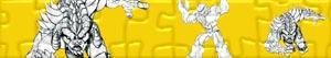 Puzzle Gormiti