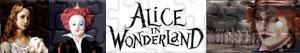 Puzzle Alicja w Krainie Czarów - Tim Burton
