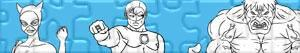 Puzzle Superbohaterów
