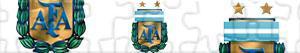 Puzzle Piłka nożna liga Argentyna - AFA Primera Division